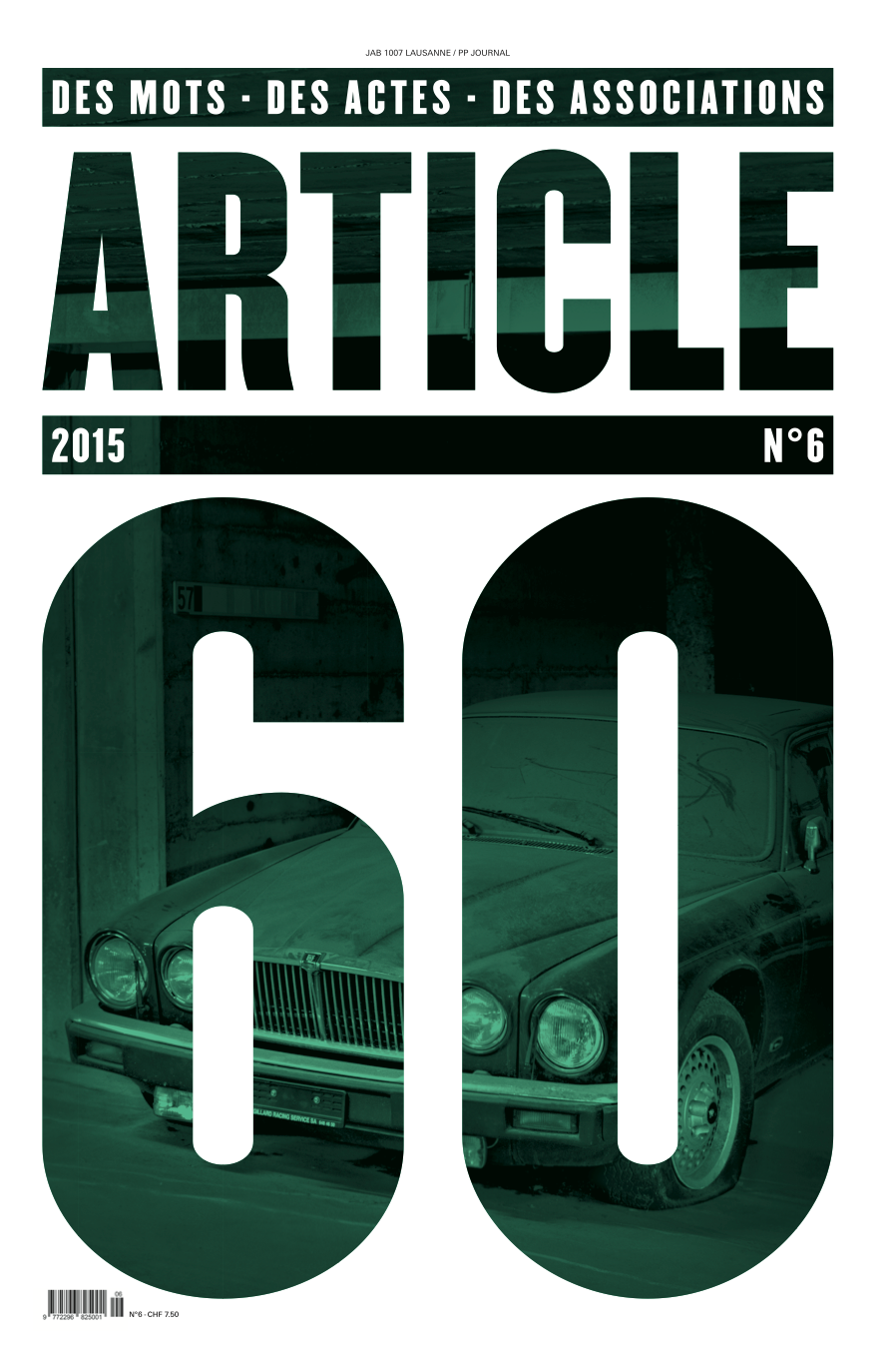 Article 60_N°6_UNE